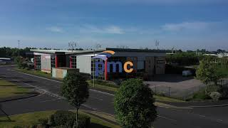 PMC Drone Roof Inspection Video