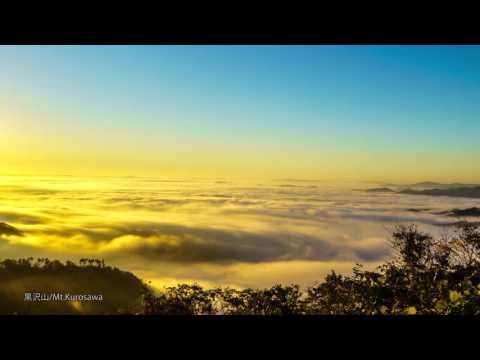 津山の雲海