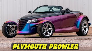 Plymouth Prowler - History, Major Flaws, & Why It Got Cancelled (1997-2002) - FLAWLESS?