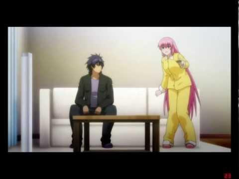 |SIGARETKA|LD| Приколы из аниме часть 1 Потерявшийся герой забрал девицу домой