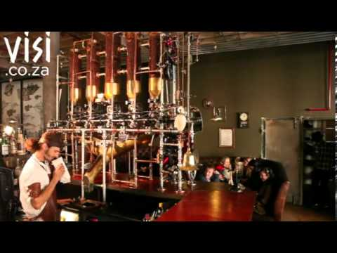 Visi Goes Steampunk At Truth Coffee Youtube