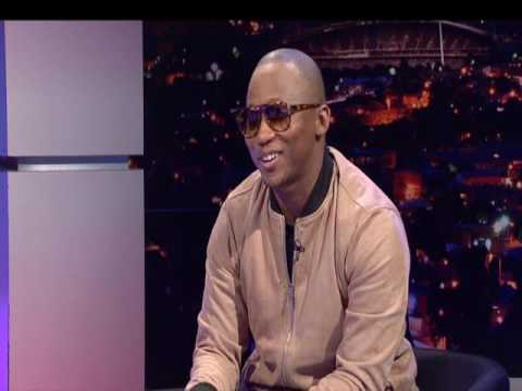 Thomas Mlambo interviews singer Khuli Chana