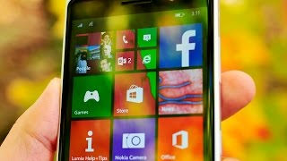 Nokia Lumia 830 unboxing and first impressions