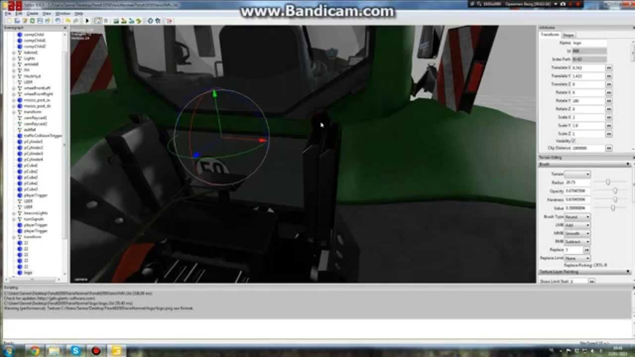 Giants Editor 6.0.3: how to import a photo/ hoe krijg je ...