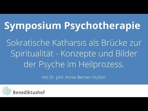 """""""Sokratische Katharsis als Brücke zur Spiritualität. Konzepte und Bilder der Psyche im Heilprozess."""""""
