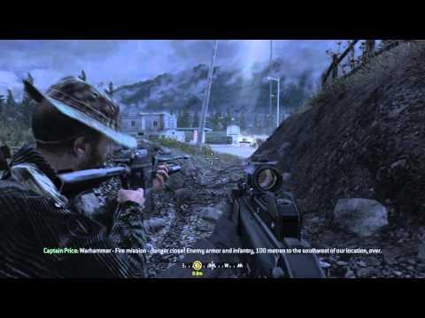 Call of Duty Modern 4 Warfare Walkthrough Part 5