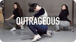 Outrageous - Britney Spears / Hyojin Choi Choreography