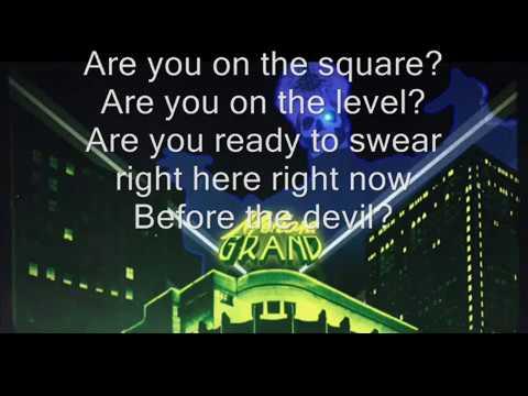 ghost square hammer karaoke