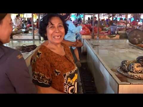 World Extreme Scary Market Indonesia   People Eating Bat Rat Snake Dog And Pets Tomohon Market