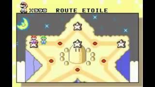 Super Mario Advance 2 Glitch Footage For TV