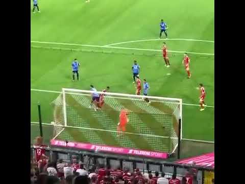 Download FC Bayern Munich vs Bayer 04 Leverkusen 2-0 Goal Corentin Tolisso Bundesliga 2017/18 18.8.2017