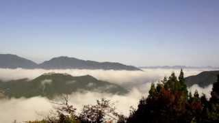 日本のマチュピチュ 兵庫県にある竹田城(別名=天空の城) thumbnail