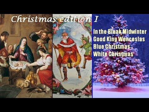 White & Blue Christmas edition I -- 4 songs