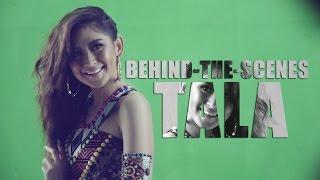 Sarah Geronimo ? Tala [Behind-The-Scenes]