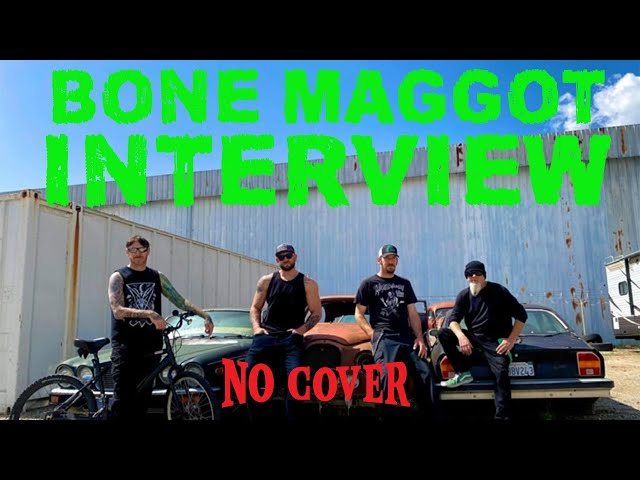 No Cover Interview with Metal Band Bone Maggot