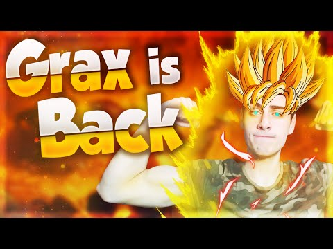 ► GRAX IS BACK | SOLO PER VOI