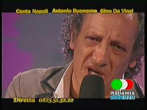 Antonio Buonomo  Ma cherè - cd Pronto sono Antonio - by Melania Tagli hd