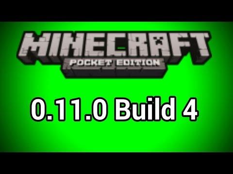 Minecraft PE 0.11.0 Build 4 - bug Fixes bug fixes.