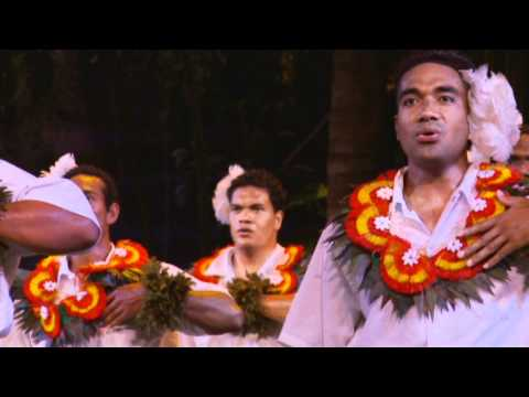 Polynesian Culture Center - HA Breath of Life - Tonga pt. 2