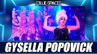 Blue Space Oficial - Gysella Popovick e Ballet - 06.04.19