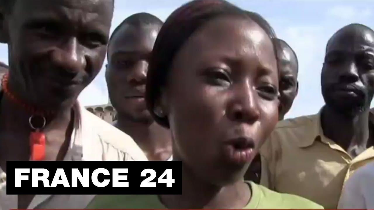"""""""On lance un appel à la jeunesse de toute l'Afrique : le changement est possible""""  – BURKINA FASO"""