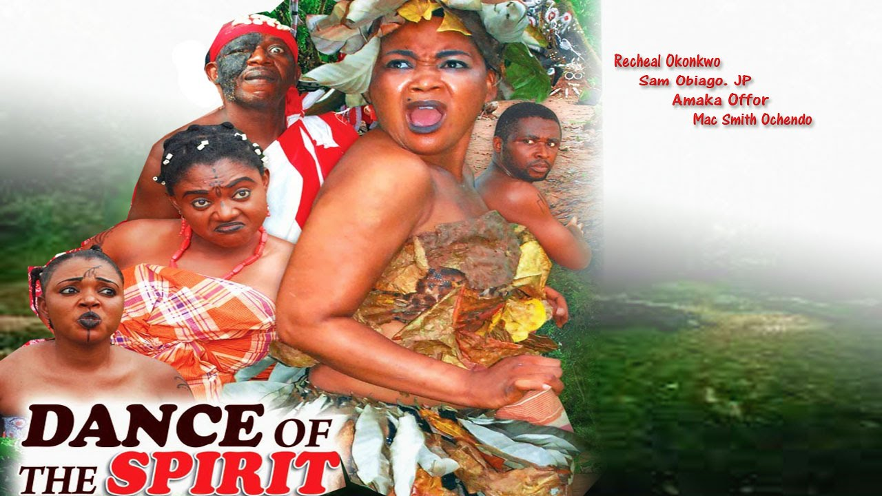 Download Dance Of The Spirit Season 1  -  Latest Nigerian Nollywood Movie