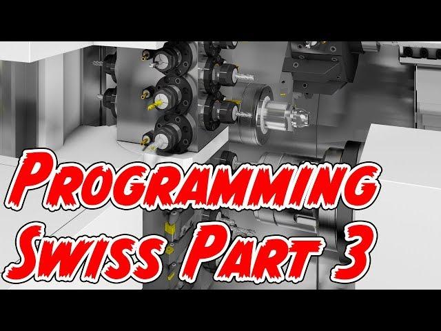 Swiss Programming - Part 3