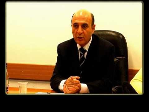 Shaul Mofaz about Gaza2009 02 Heb