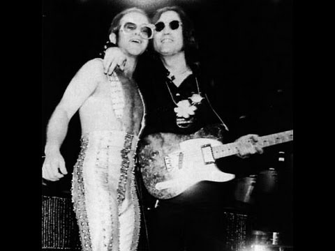 Image result for John Lennon ve Elton John