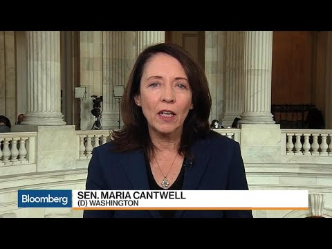 Sen. Cantwell on Tax Bill and Roy Moore