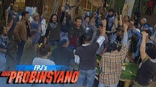 FPJ's Ang Probinsyano: Romulo motivates his troop