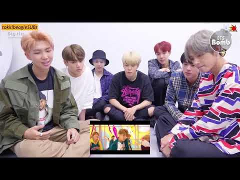 [ESP][BANGTAN BOMB] BTS 'DNA' MV REAL reaction @6:00PM (170918) - BTS (방탄소년단)