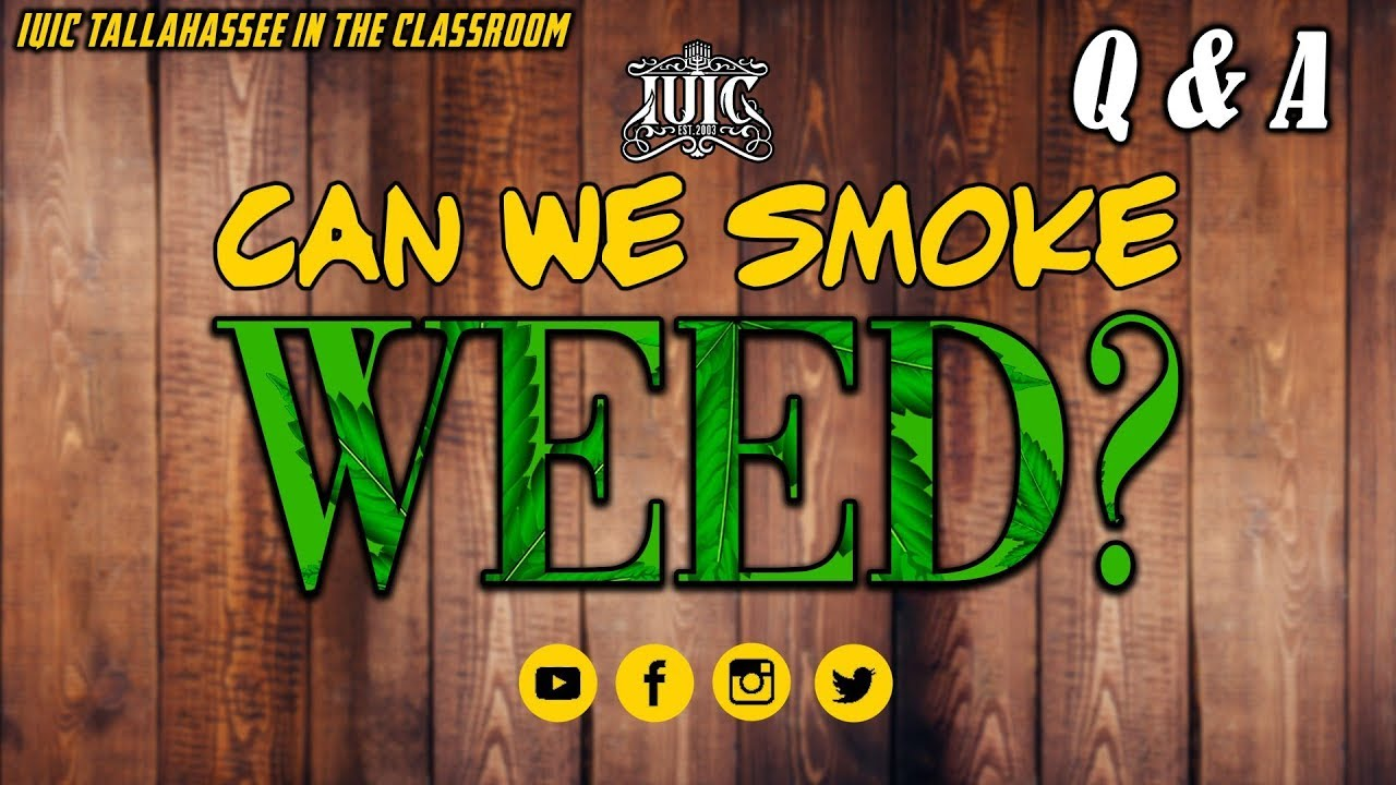 The Israelites: Can We Smoke Weed?