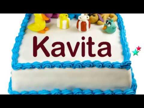 Happy Birthday Kavita