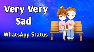Very Very Sad WhatsApp Status | Dil Se Dil Ka Ye Mel Sanam Whatsapp Status | Heart Touching Status..