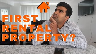 How to buy first rental property?