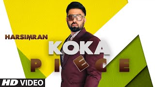 Harsimran Koka Piece Full Song Guys In Charge Kaptaan Latest Punjabi Songs 2019