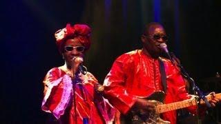 Amadou and Mariam, Malian music gone global