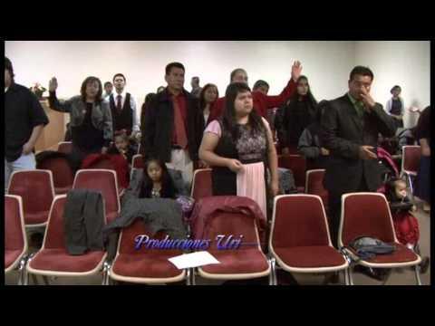 Vigilia de la Iglesia Cristiana Ebenezer  31 de Diciembre 2015 st George ut
