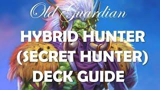 Hybrid Hunter (Secret Hunter) guide (Hearthstone Rastakhan deck)
