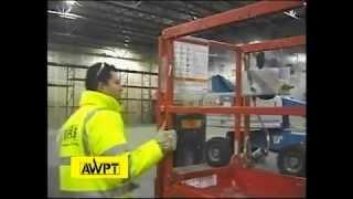 AWPT.org - Scissor-Lift Pre-Start Inspection