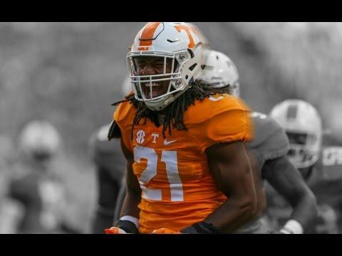 "Jalen Reeves Maybin || ""Star Linebacker"" || Tennessee Highlights"
