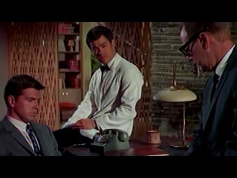 The Green Hornet episode 01 - The Silent Gun (09 Sep 1966)