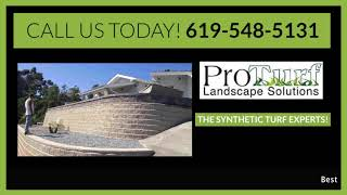 Best Artificial Turf Company in Oceanside California ProTurfGrass.com
