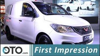 Download Video Wuling Formo Minibus Blind Van | First Impression | Mobil Niaga Bertabur Fitur | OTO com MP3 3GP MP4