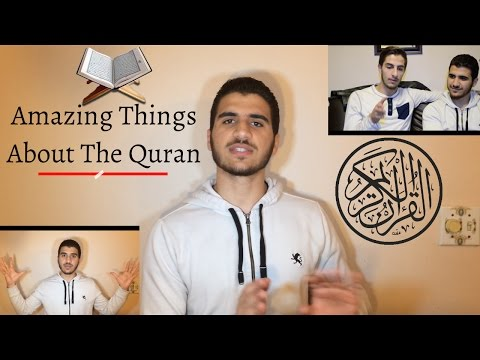 Amazing Things About The Quran | Ahmad Hammoudeh | Ft. Abdelrahman Salem