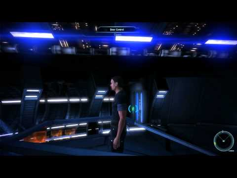 Let's Play Mass Effect - part 101 - Derelict freighter