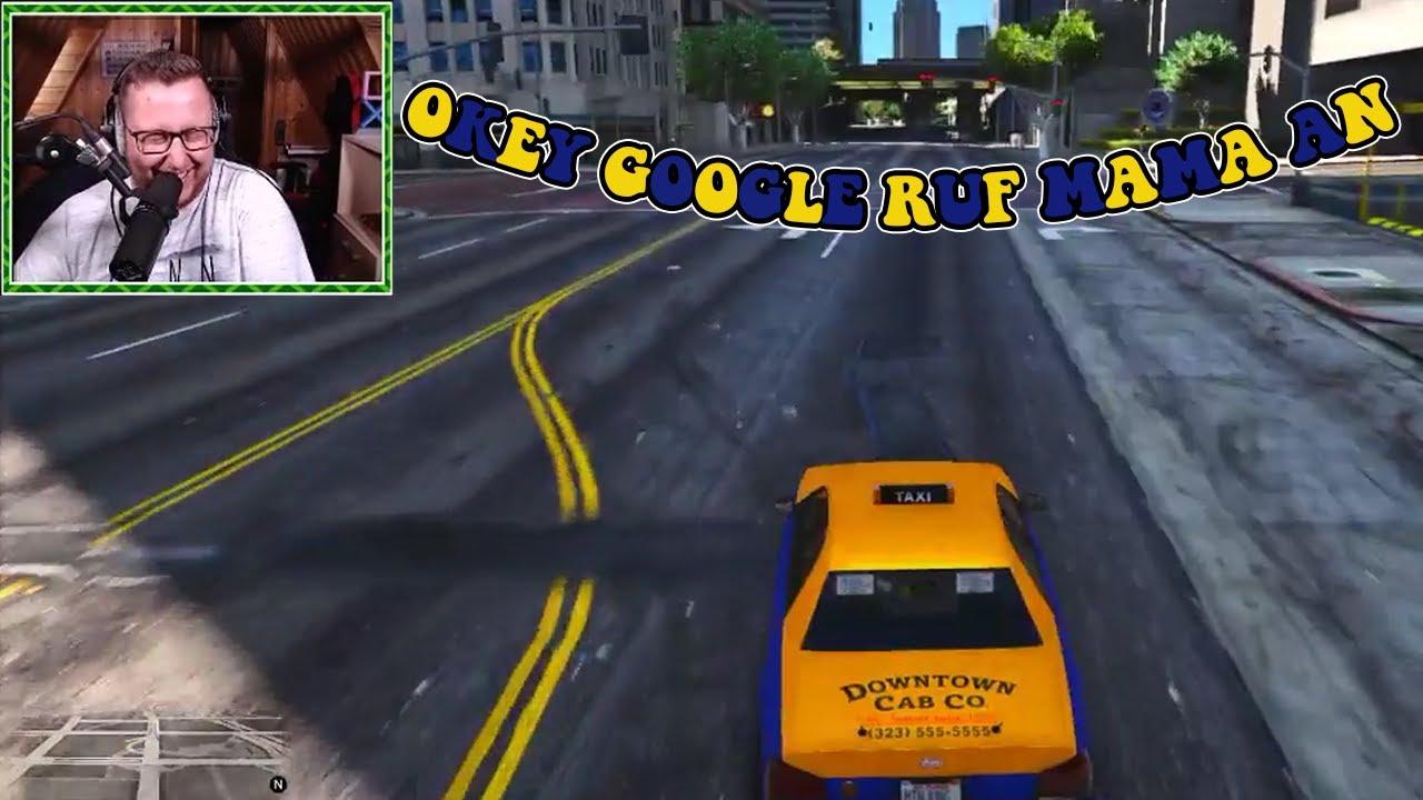 GTA 5 RP Highlights | #63 | OKEY GOOGLE RUF MAMA AN!