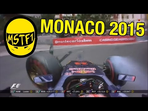 2015 Monaco Grand Prix – Mystery Science Theater F1