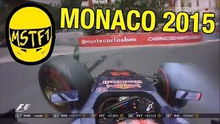 2015 Monaco Grand Prix – Mystery Science Theater F1